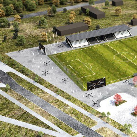 Raadi staadioniarendus 3D